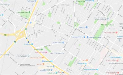 screenshot map